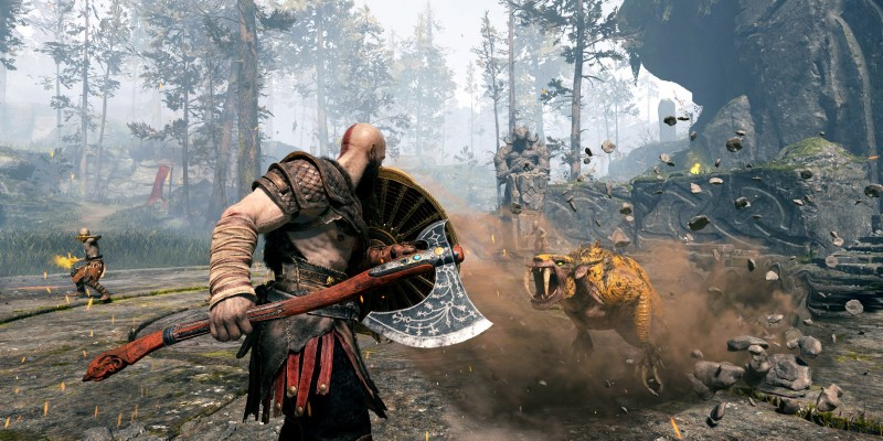 milgiori giochi ps4 god of war 4
