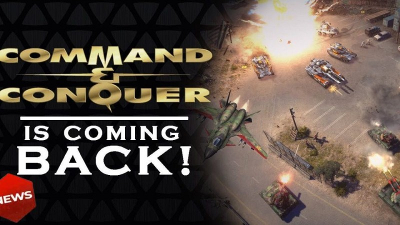 command conquer remastered collection novità giugno